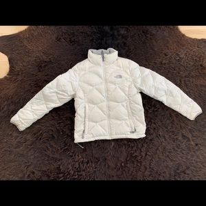 NorthFace winter down jacket